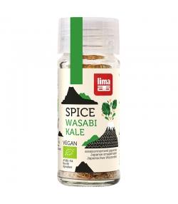 Japanische BIO-Würze mit Wasabi & Grünkohl - Spice Wasabi Kale - 22g - Lima