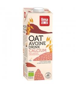 Boisson à l'avoine & calcium BIO - 1l - Lima