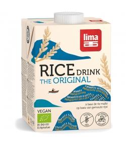 Boisson au riz nature BIO - 500ml - Lima