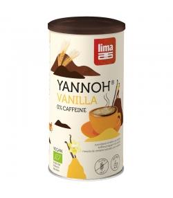 Heisses BIO-Getränk aus geröstetem Getreide & Vanille - Yannoh Instant Vanille - 150g - Lima