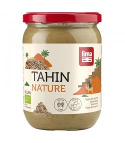 Crème de sésame nature BIO - Tahin - 500g - Lima