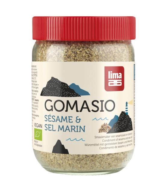 Gerösteter BIO-Sesam & Meersalz - Gomasio - 225g - Lima