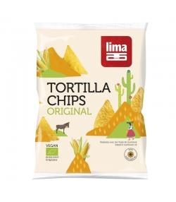 BIO-Mais Chips Tortilla Original - 90g - Lima