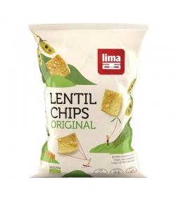 Chips de lentilles Original BIO - 90g - Lima