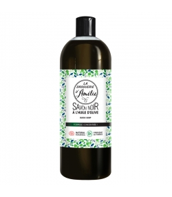 Savon noir concentré écologique olive - 1l - La droguerie d'Amélie