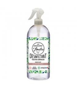 Désinfectant pour surfaces écologique mimosa - 500ml - La droguerie d'Amélie