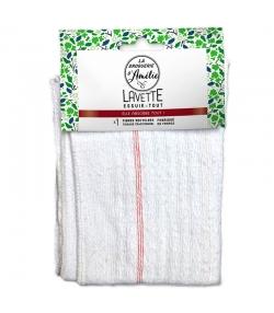 Lavette essuie-tout en fibres recyclées - 1 pièce - La droguerie d'Amélie