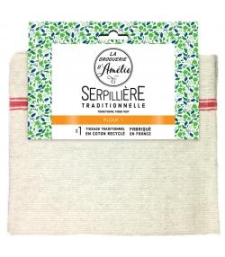 Wischlappen aus recycelten Fasern - 1 Stück - La droguerie d'Amélie