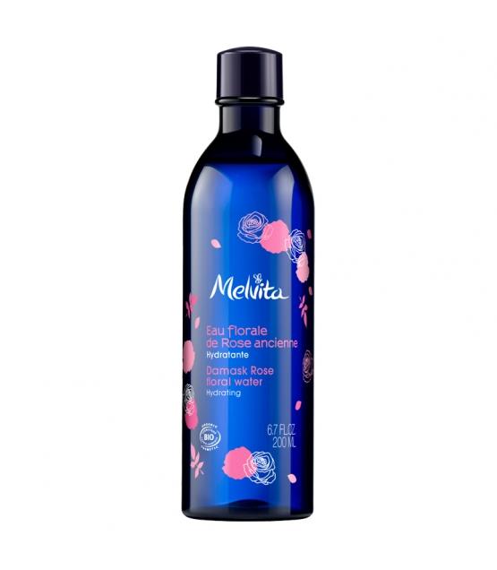 Eau florale BIO rose - 200ml - Melvita