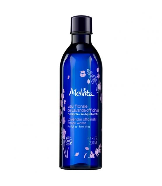 BIO-Lavendelblütenwasser - 200ml - Melvita