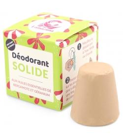 Festes BIO-Deodorant Bergamotte & Geranie - 30ml - Lamazuna