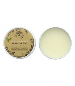 Beurre de karité & abricot BIO - 60g - terAter