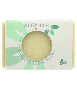 Savon Alep 40% BIO baie de laurier - 100g - terAter