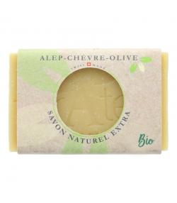BIO-Aleppo Seife Ziegenmilch & Oliven - 100g - terAter
