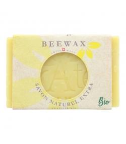 BIO-Seife Beewax & weisse Tonerde - 100g - terAter