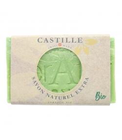 BIO-Seife Castille 100% Oliven - 100g - terAter