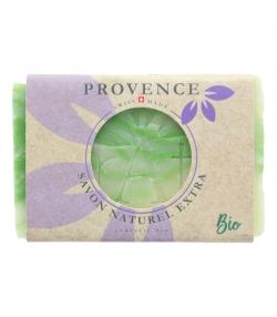 BIO-Seife Provence Oliven, Tonerde & Lavendel - 100g - terAter