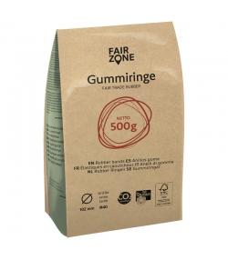 Natürliche Gummiringe Grösse 40 von 102 mm - 500g - Fair Zone