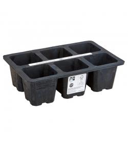 Bacs à semis XL en caoutchouc naturel - 1 pièce - Fair Zone