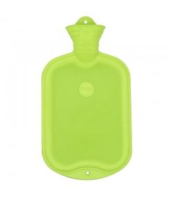 Kleine Wärmflasche 0,8l aus Naturkautschuk - 1 Stück - Fair Zone