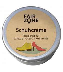 Ökologische Schuhcreme - 100ml - Fair Zone