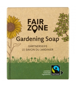 Ökologische Gärtnerseife - 160g - Fair Zone