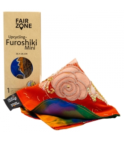 Furoshiki Grösse S 25 x 25 cm - 1 Stück - Fair Zone