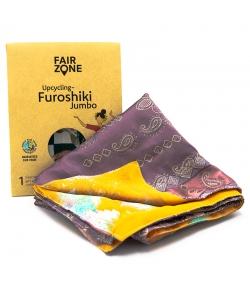 Furoshiki Taille XL 110 x 110 cm - 1 pièce - Fair Zone