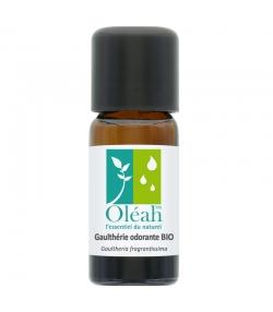 Ätherisches BIO-Öl Wintergrün - 10ml - Oléah