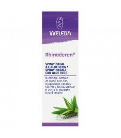 "Spray nasal aloe vera ""Rhinodoron"" - 20ml - Weleda"