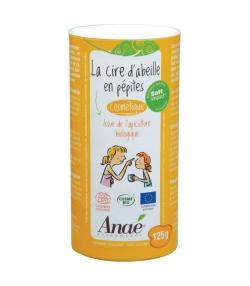 Kosmetisches BIO-Bienenwachs in Kügelchen - 125g - Anaé