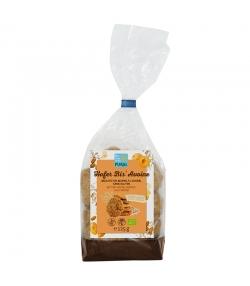 Biscuits pur beurre à l'avoine, amandes & abricots BIO - 125g - Pural