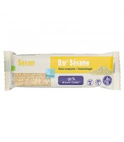 Barre au sésame allégée en sucre BIO - 35g - Pural