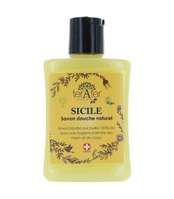 Savon liquide BIO Sicile agrumes - 300ml - terAter