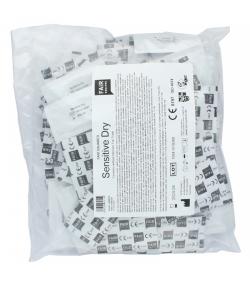 Préservatifs Sensitive Dry naturels - 100 pièces - Fair Squared