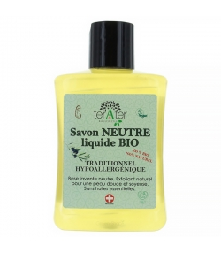 Savon neutre liquide BIO olive & coco - 300ml - terAter