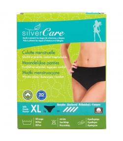 Menstruationsslip ultra-absorbierend Grösse XL 40-42 für leichte bis starke Blutungen - 1 Stück - Silvercare