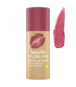 Baume à lèvres teinté BIO N°02 Soft Red - 7g - Sante