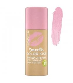 Baume à lèvres teinté BIO N°04 Soft Rosé - 7g - Sante
