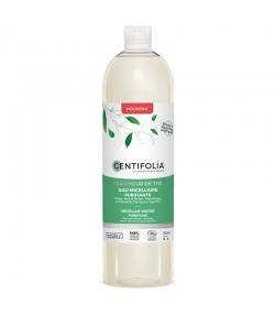 Eau micellaire purifiante BIO thé vert & zinc PCA - 500ml - Centifolia Fraîcheur de thé