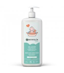 BIO-Waschgel Körper & Haare Baby Kamelie - 485ml - Centifolia