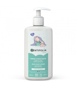 Crème hydratante visage & corps bébé BIO camélia - 250ml - Centifolia