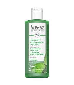 Lotion tonique purifiante BIO menthe & acide salicylique - 200ml - Lavera Pure Beauty