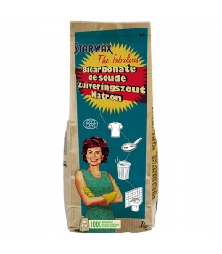Bicarbonate de soude technique - 1kg - Starwax The fabulous