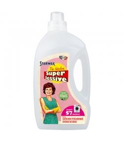 Flüssigwaschmittel Frischer Duft - 57 Waschgänge - 1,5l - Starwax The fabulous