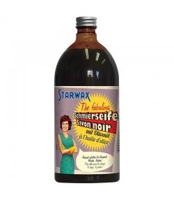 Savon noir liquide huile d'olive  - 1l - Starwax The fabulous