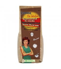 Bicarbonate de soude alimentaire - 1kg - Starwax The fabulous