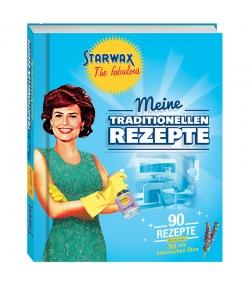 """Buch """"Meine traditionnellen Rezepte"""" in Deutsch - 1 Stücke - Starwax The fabulous"""