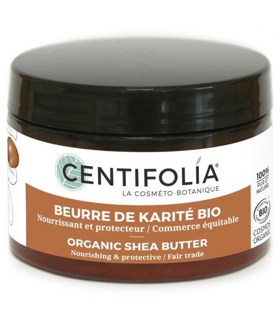Beurre de karité BIO - 125ml - Centifolia