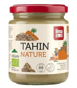 Crème de sésame nature BIO - Tahin - 225g - Lima